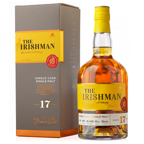 The Irishman Single Malt 17 YO 0.70L GB