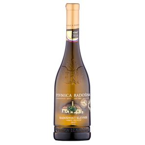Víno Radošina Klevner 0.75L