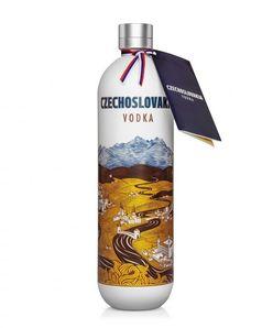 Vodka Czechoslovakia 0.70L