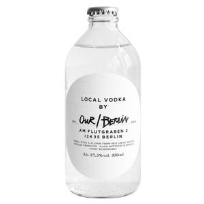 Vodka OUR Berlin 0.35L
