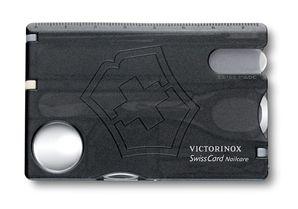 Vreckový nôž Victorinox SwissCard NailCare Onyx