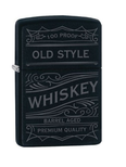 Zippo Vintage Whiskey